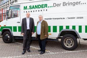 Markus Sander übernimmt Geschäftsführung
